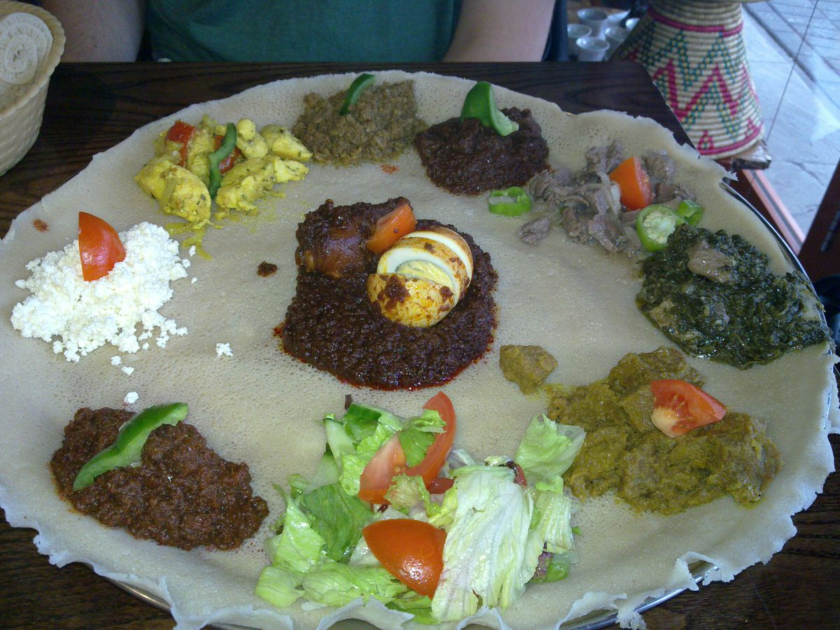 Best east African restaurants in London: Adulis in Brixton