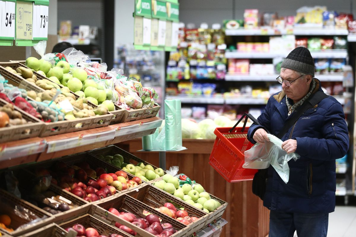 Russia's Magnit food retail chain suspends imports of fruit and vegetables from China in connection with coronavirus outbreak