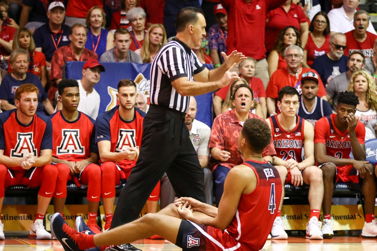 Maui Invitational - Arizona Wildcat v Gonzaga Bulldogs