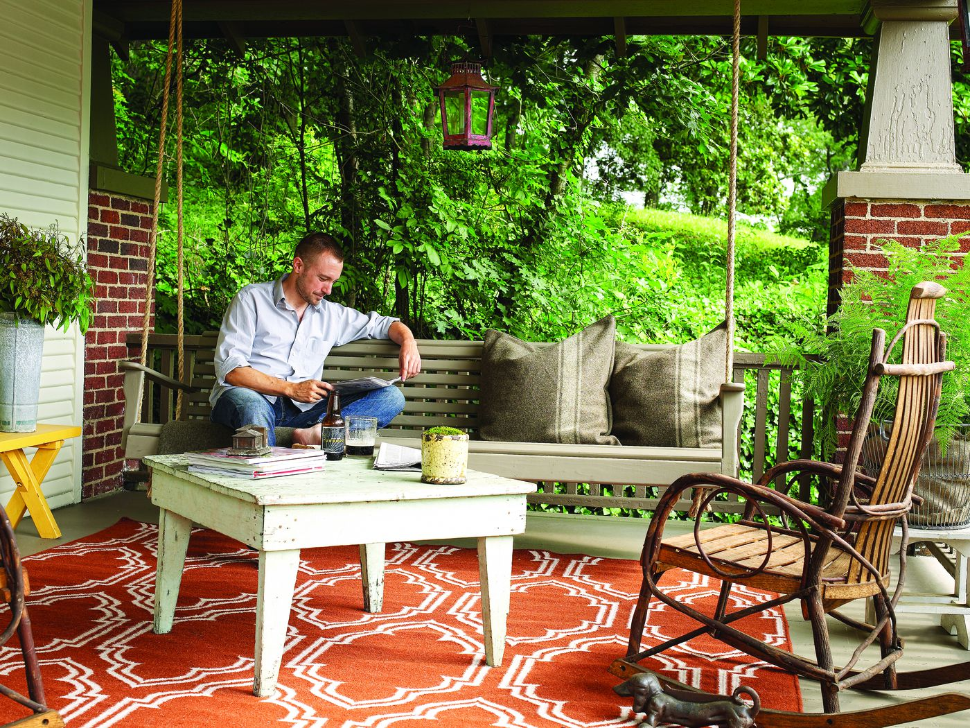 39 Budget Wise Ways To Create Outdoor Rooms This Old House