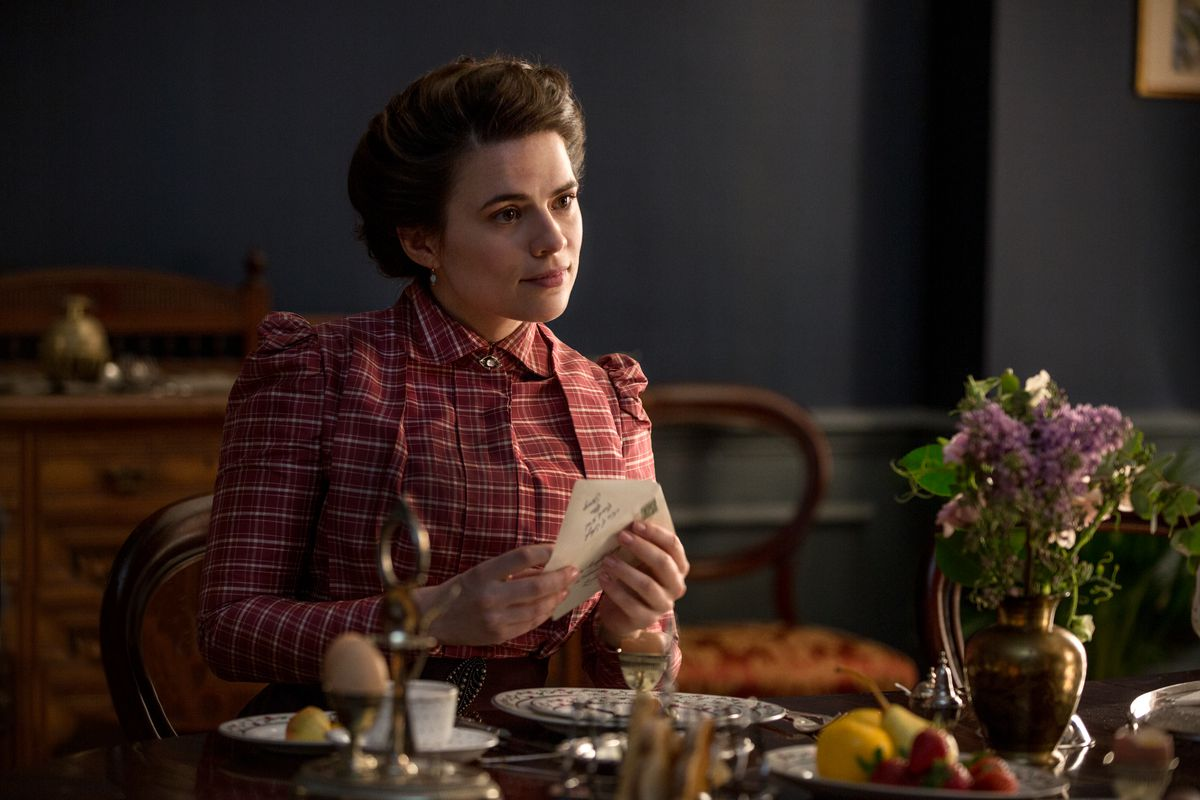 Hayley Atwell as Margaret in Howards End
