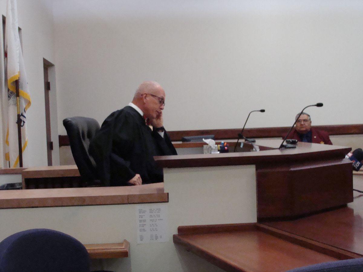 Kendall County Judge Robert Pilmer   Jim Wyman/WSPY Radio