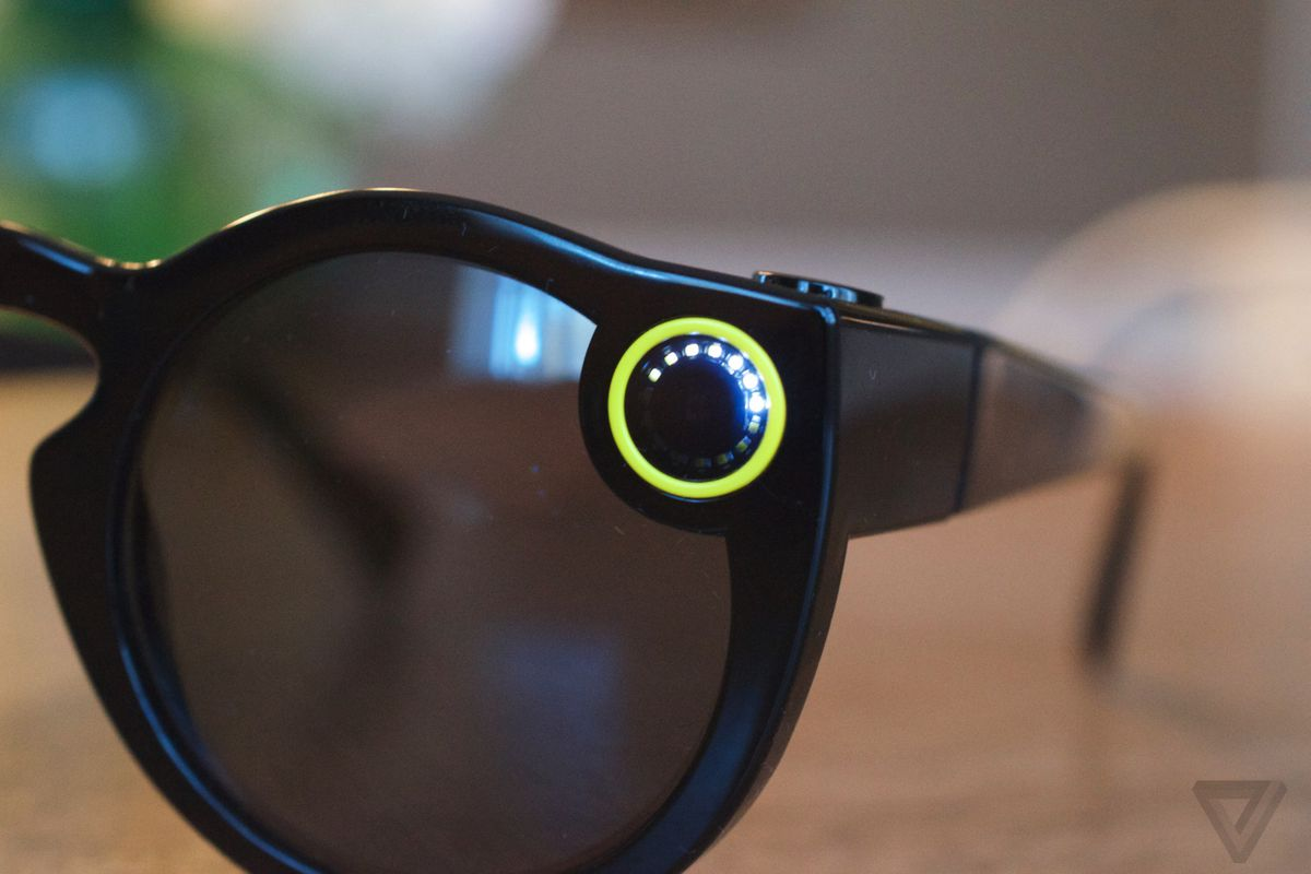 Snapchat's New FCC Filing Seems To Concern Version Two Of Its Spectacles