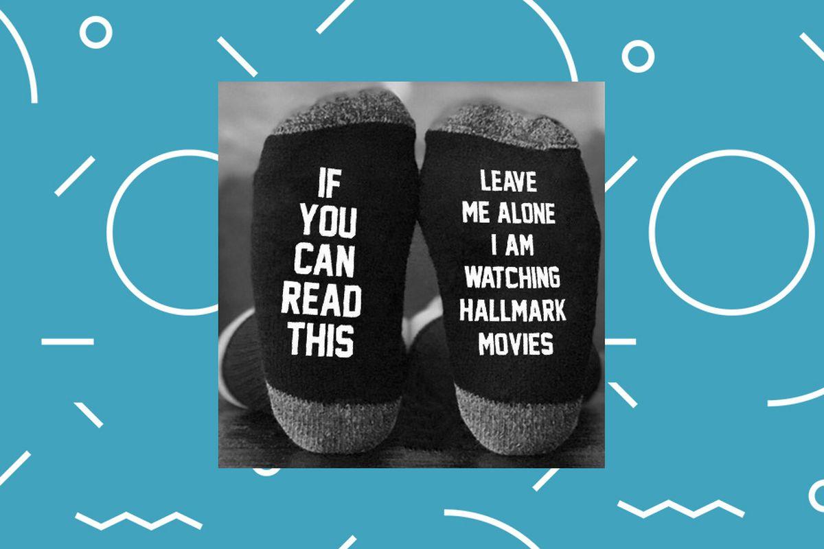 Hallmark movie socks: why that ad is everywhere online - Vox