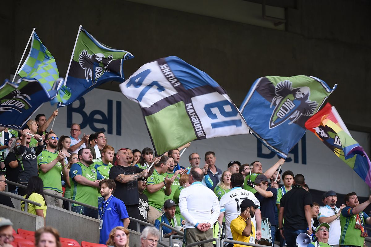 Sounders at Vancouver Whitecaps, live stream: Game time, TV