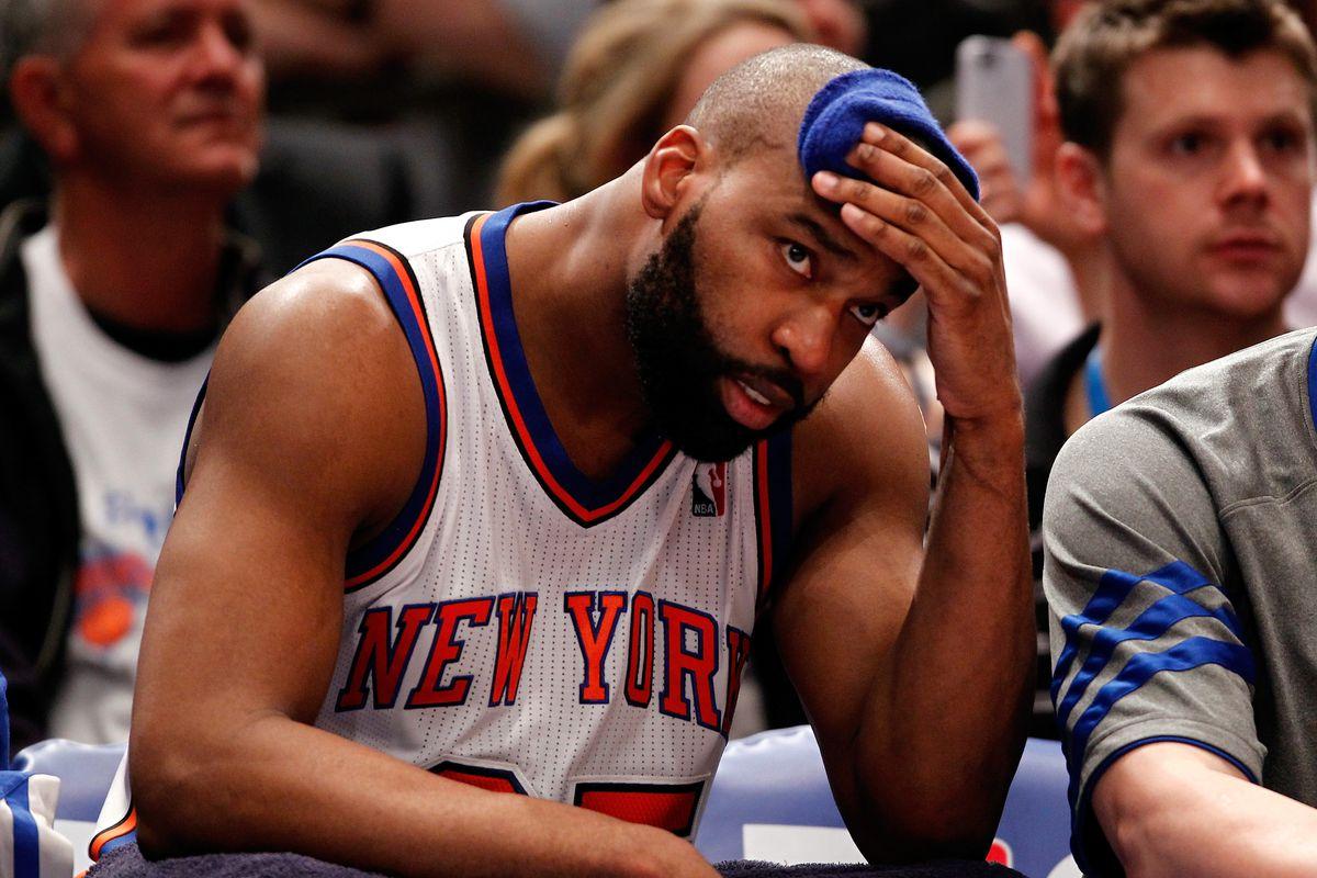 Miami Heat v New York Knicks - Game Three