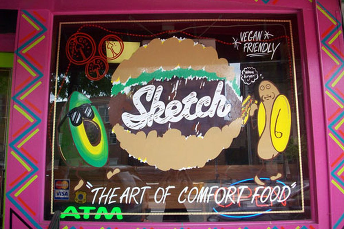 Sketch Burger was ahead of the burger curve.
