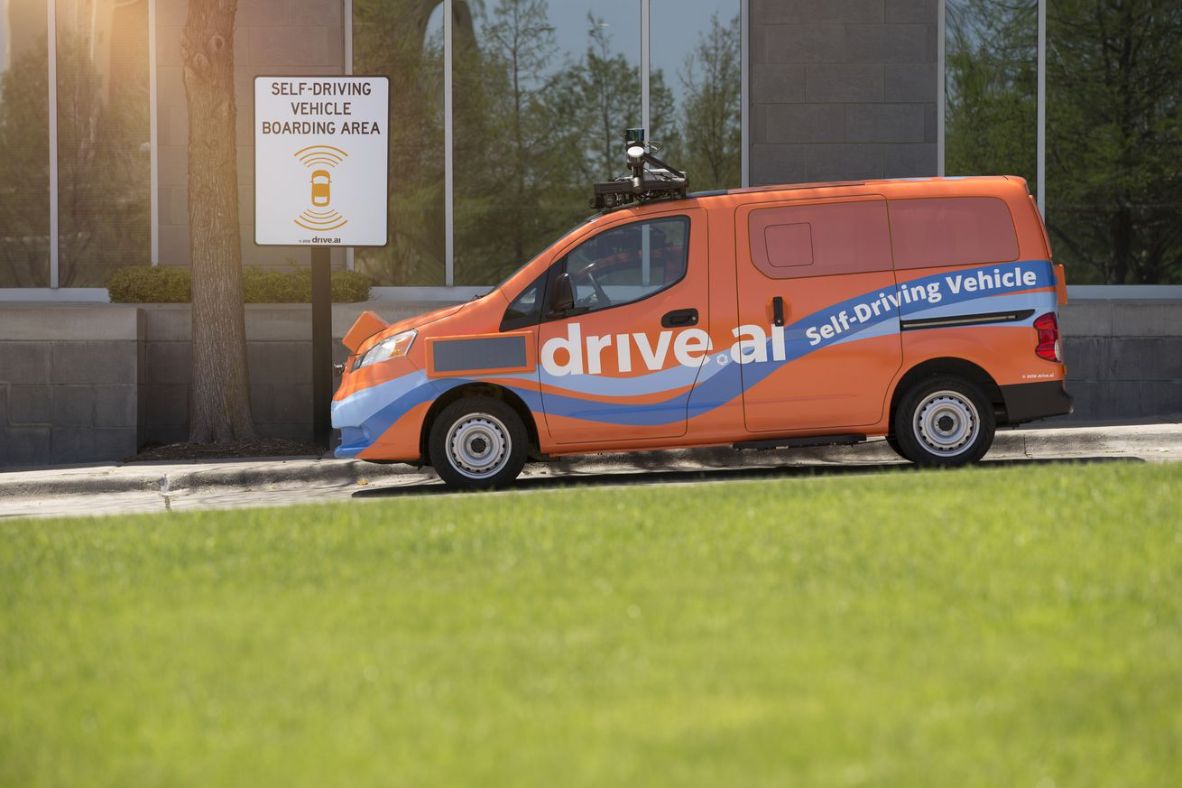 fully driverless cars are on public roads in texas