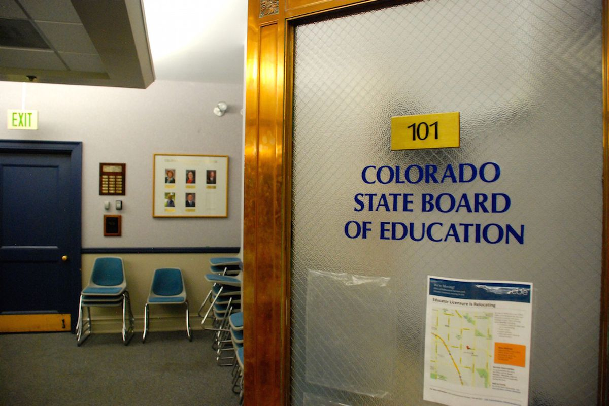 Political control of the State Board of Education could change tonight.