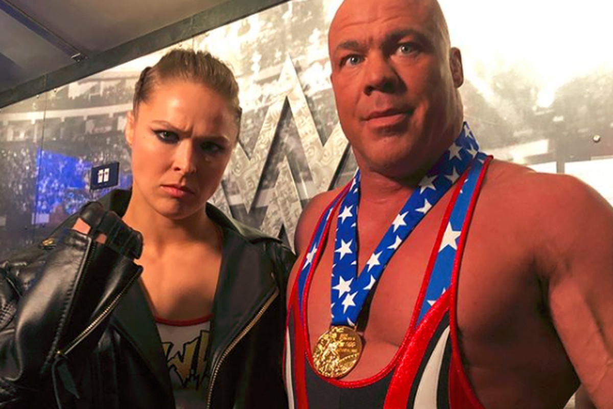 Ronda Rousey apologizes to the WWE Universe - Cageside Seats