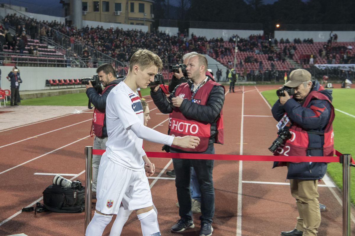 Albania v Norway - International Friendly