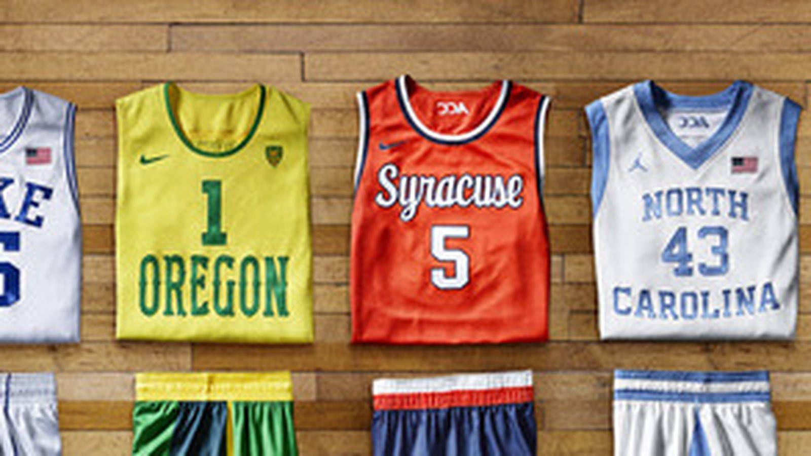 3da9faafa758 Syracuse To Don Nike Hyper Elite Dominance Uniforms Against Boston College  - Troy Nunes Is An Absolute Magician