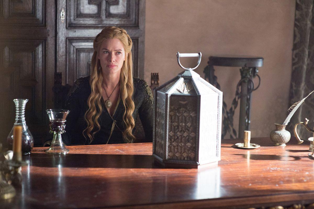 Cersei (Lena Headey) is certainly driven by revenge.