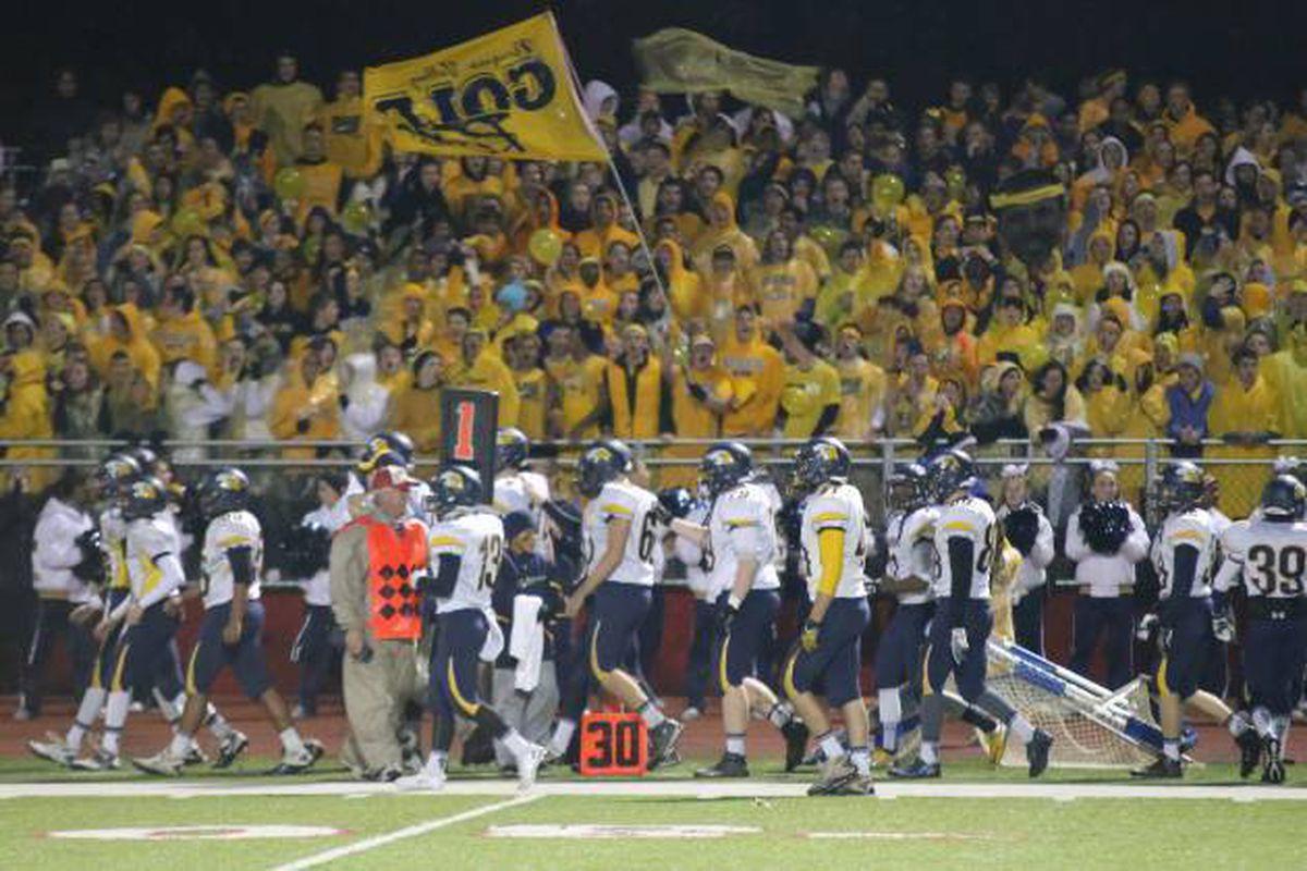 Week 1 High School Football Schedule Chicago Sun Times