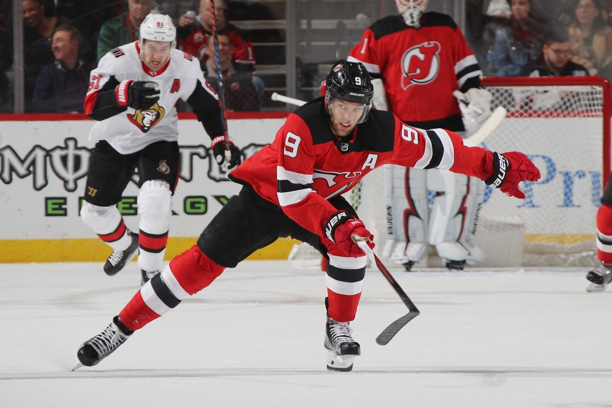 Is It Best for the New Jersey Devils to Keep Their Injured Players Shut Down?