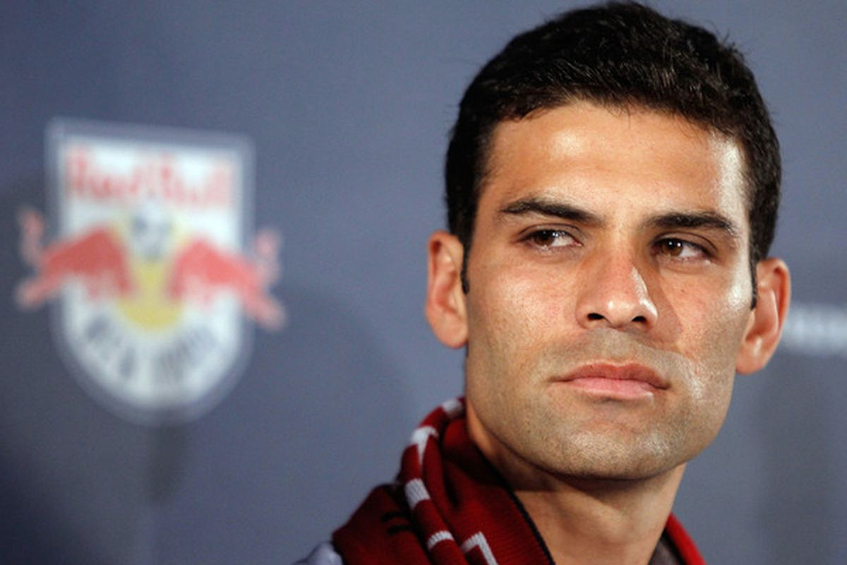 <strong>Rafa Marquez.</strong>  (Photo by Mike Stobe/Getty Images for New York Red Bulls)