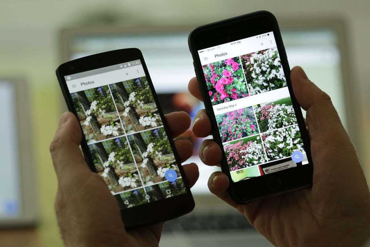 The New Google Photos: Free at Last, and Very Smart