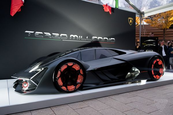 You See Lamborghini Is At A Crossroads Sorry The Automotive World Going Increasingly Electric Or Very Least Hybrid