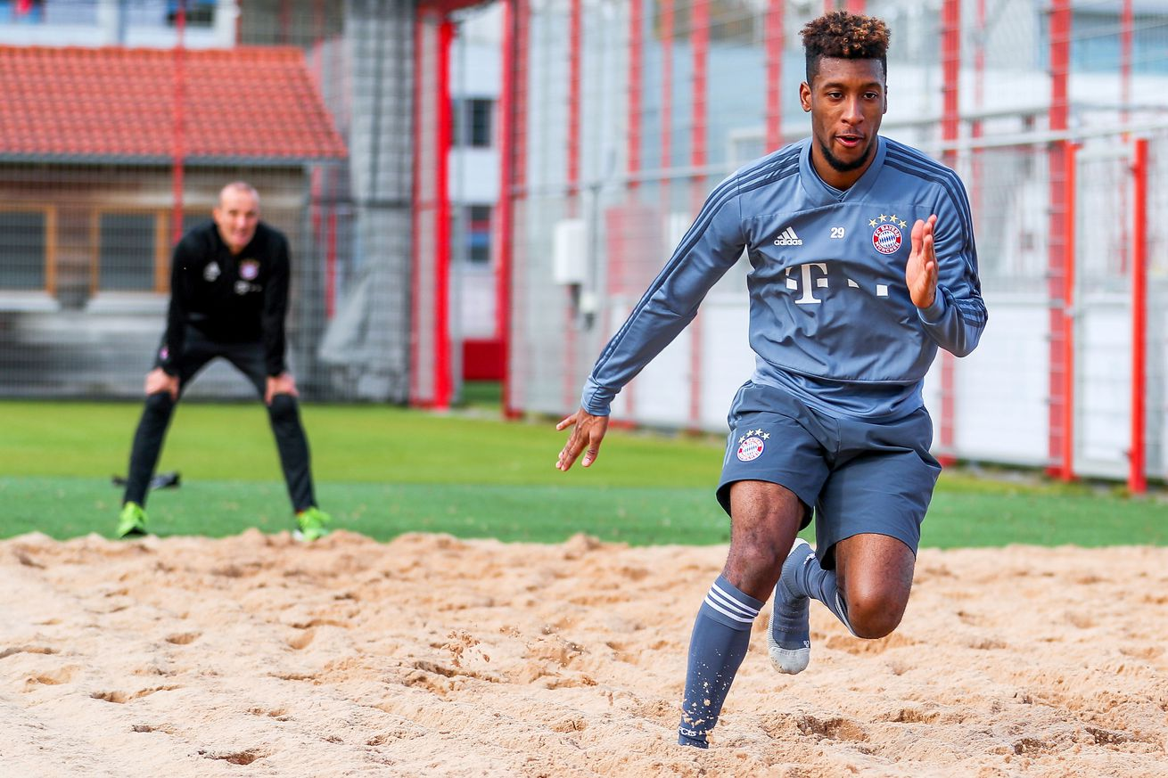 Daily Schmankerl: Kingsley Coman close to return; the aftermath of Germany vs. the Netherlands; a new Aaron Ramsey take; and MORE!