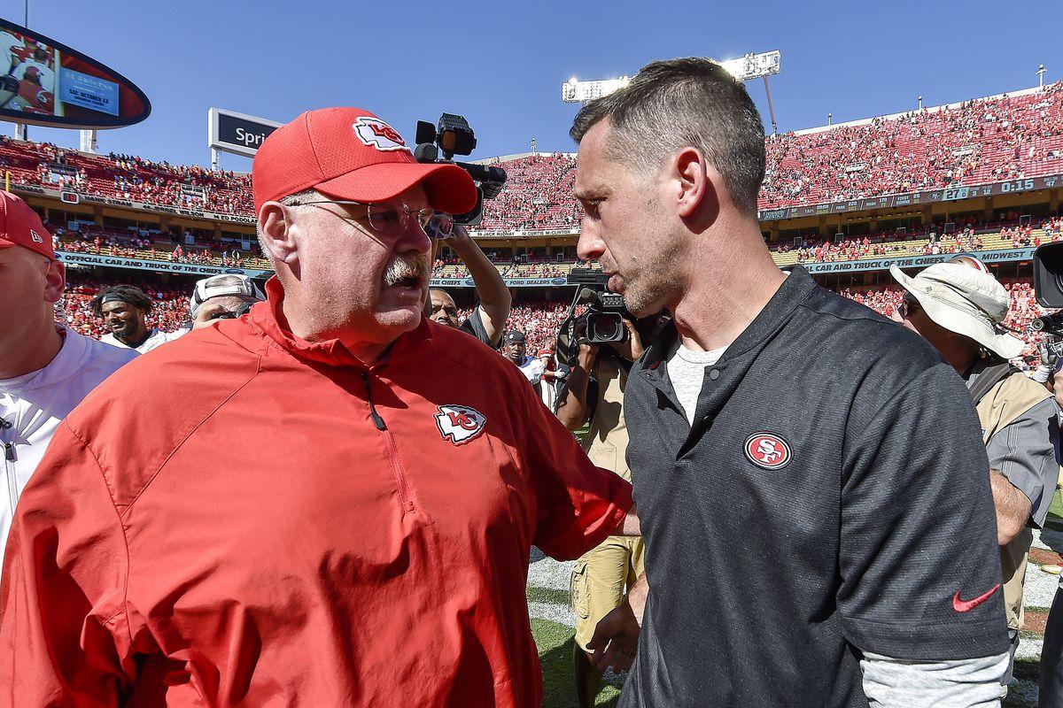 San Francisco 49ers vs. Kansas City Chiefs