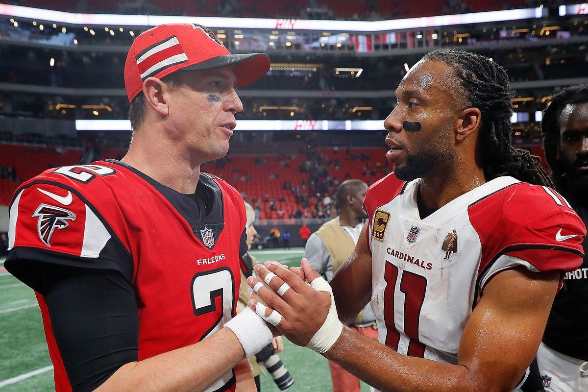 Arizona Cardinals v Atlanta Falcons