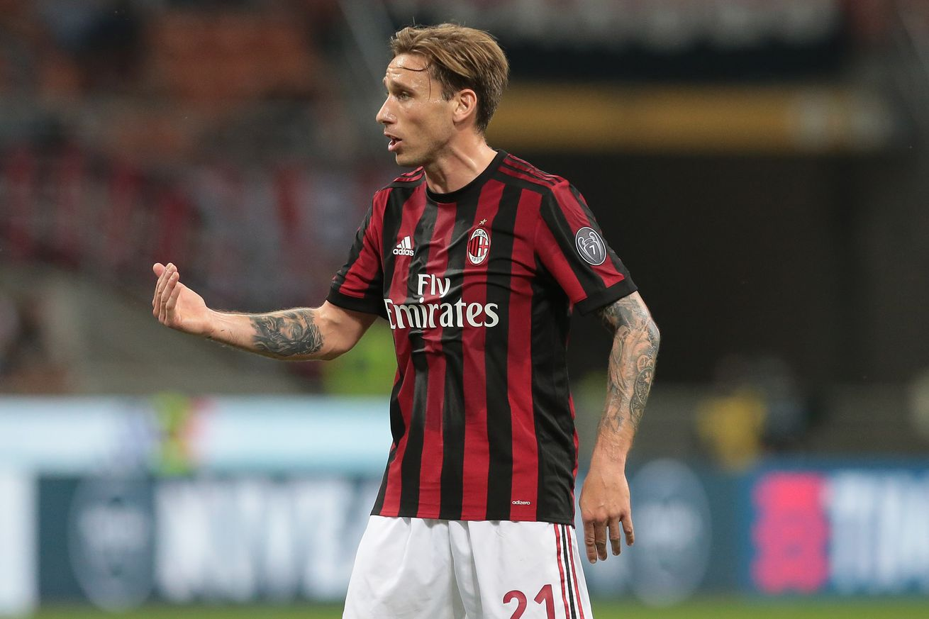 Rossoneri Round-up: Argentina & Milan midfielder Lucas Biglia out with fractured vertebrae