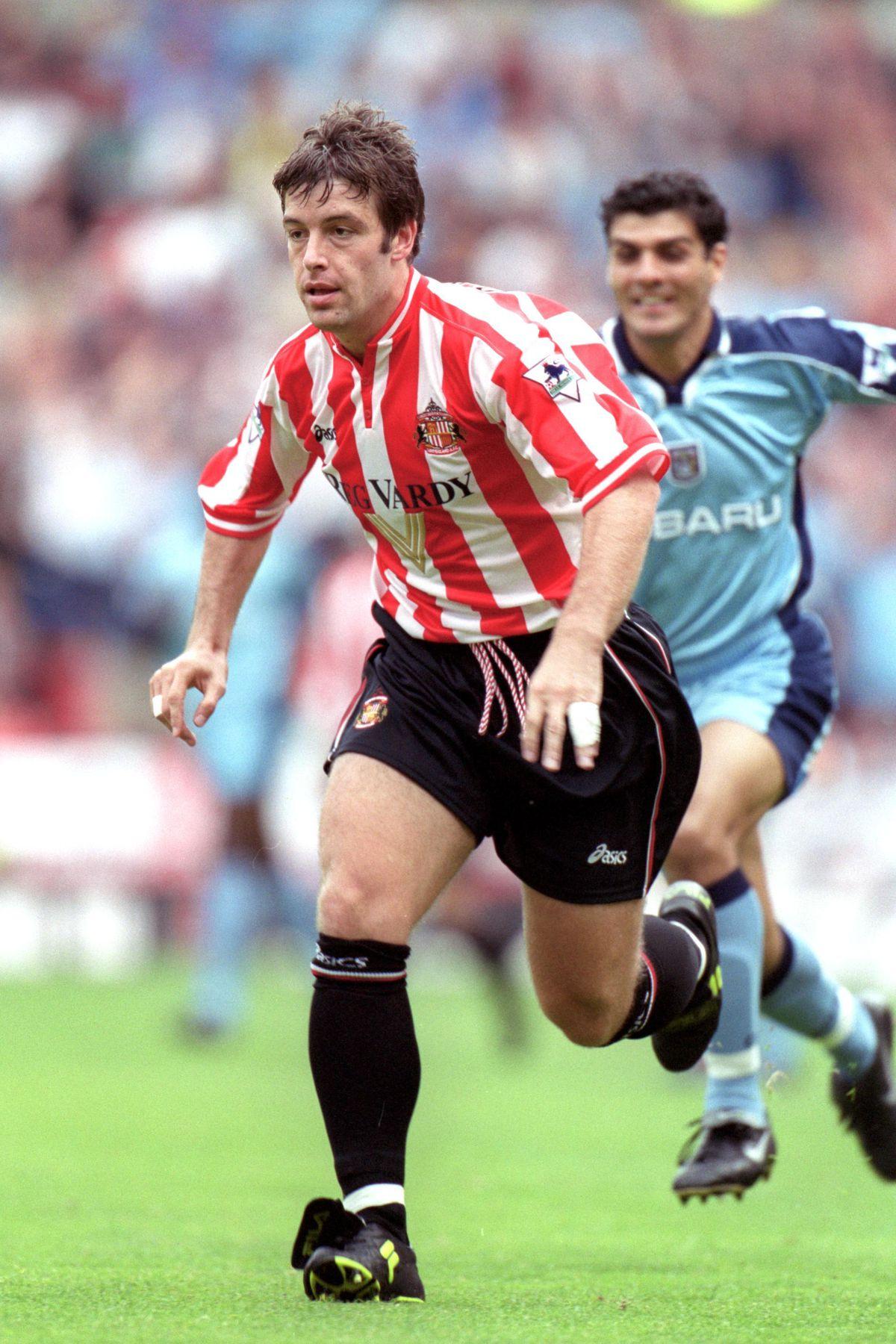 Soccer - FA Carling Premiership - Sunderland v Coventry City