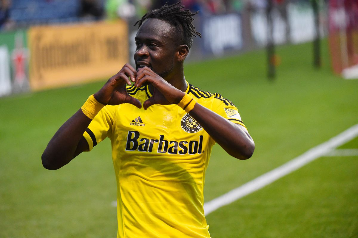 The man, Kei Kamara, is on fire and loves playing against TFC