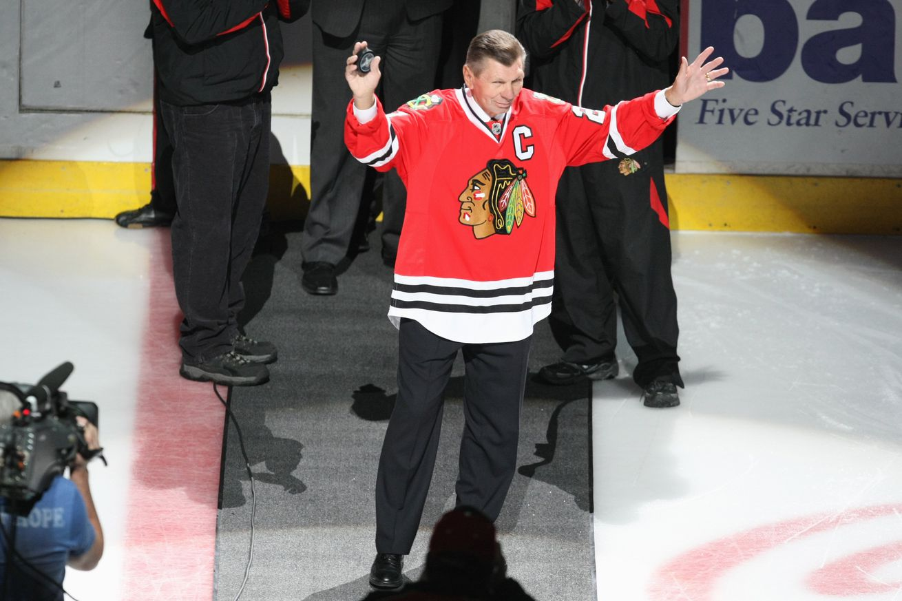 Study shows Blackhawks legend, Hockey Hall of Famer Stan Mikita had Stage 3 CTE