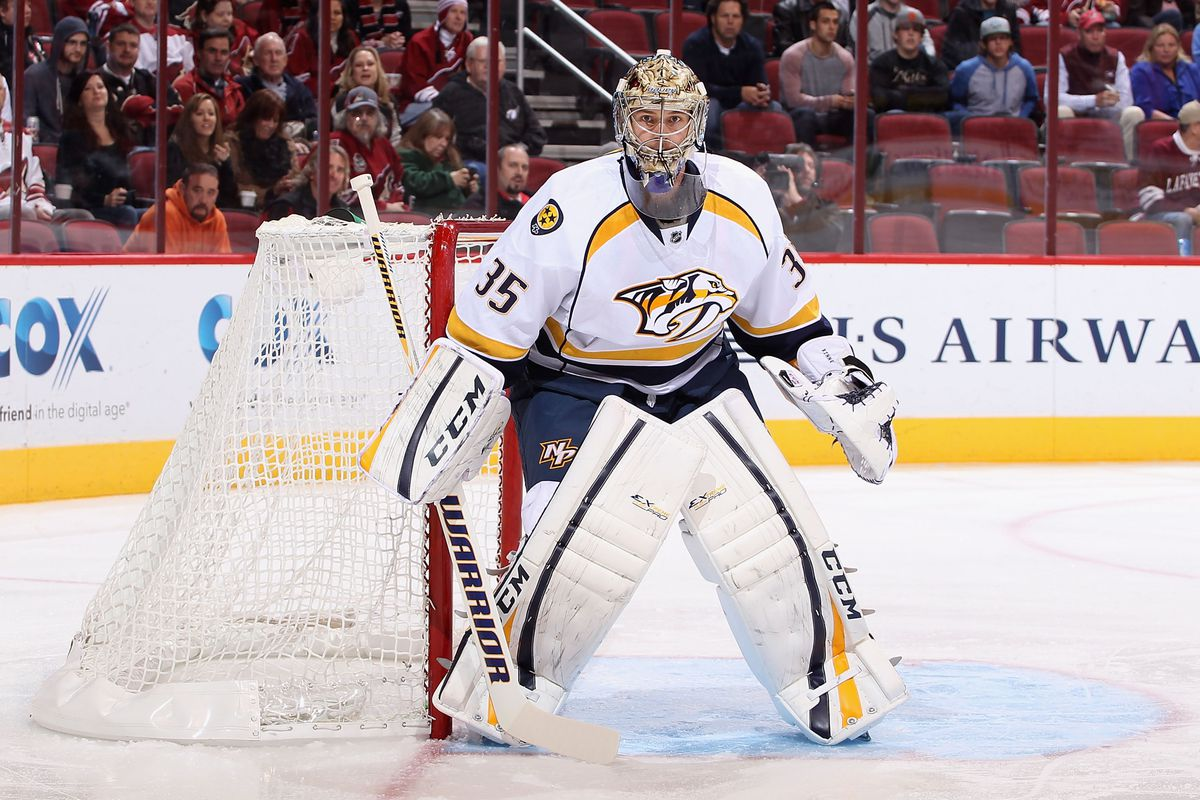 Our Pekka, who art in goal... hallowed be thy name.