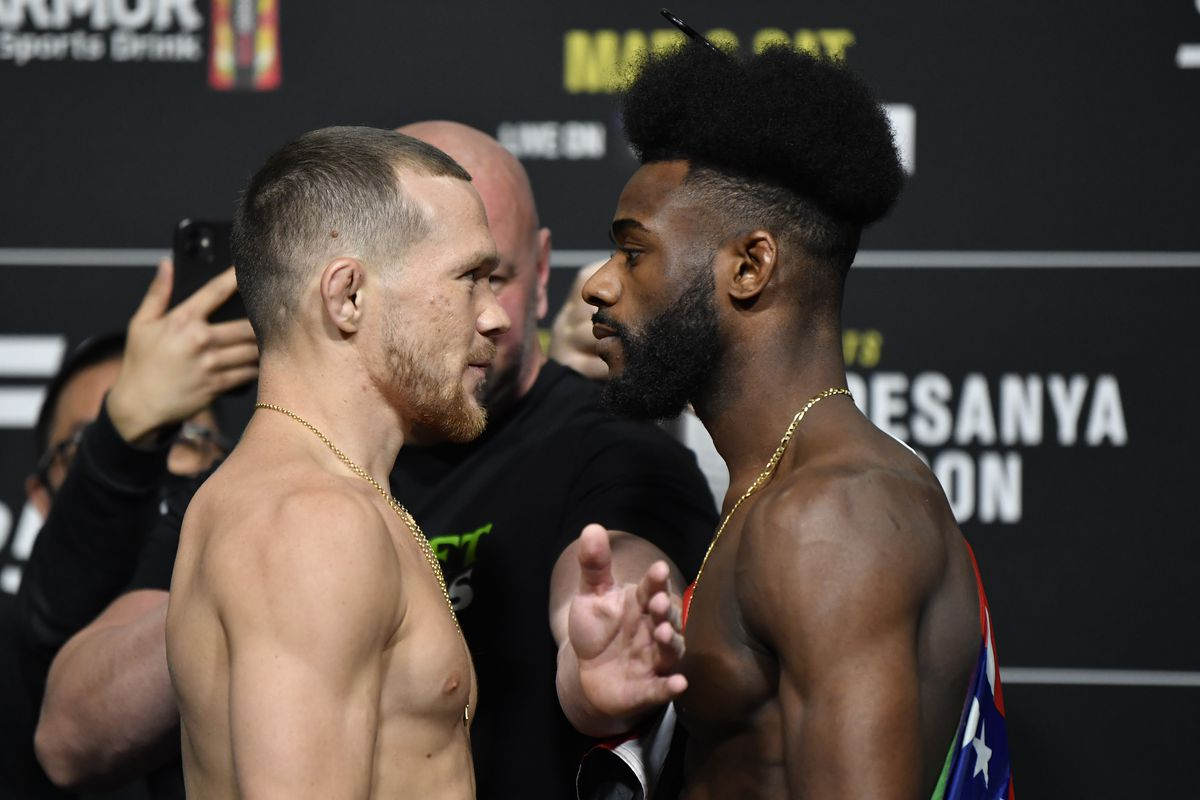 UFC 259 live blog: Petr Yan vs. Aljamain Sterling - MMA Fighting