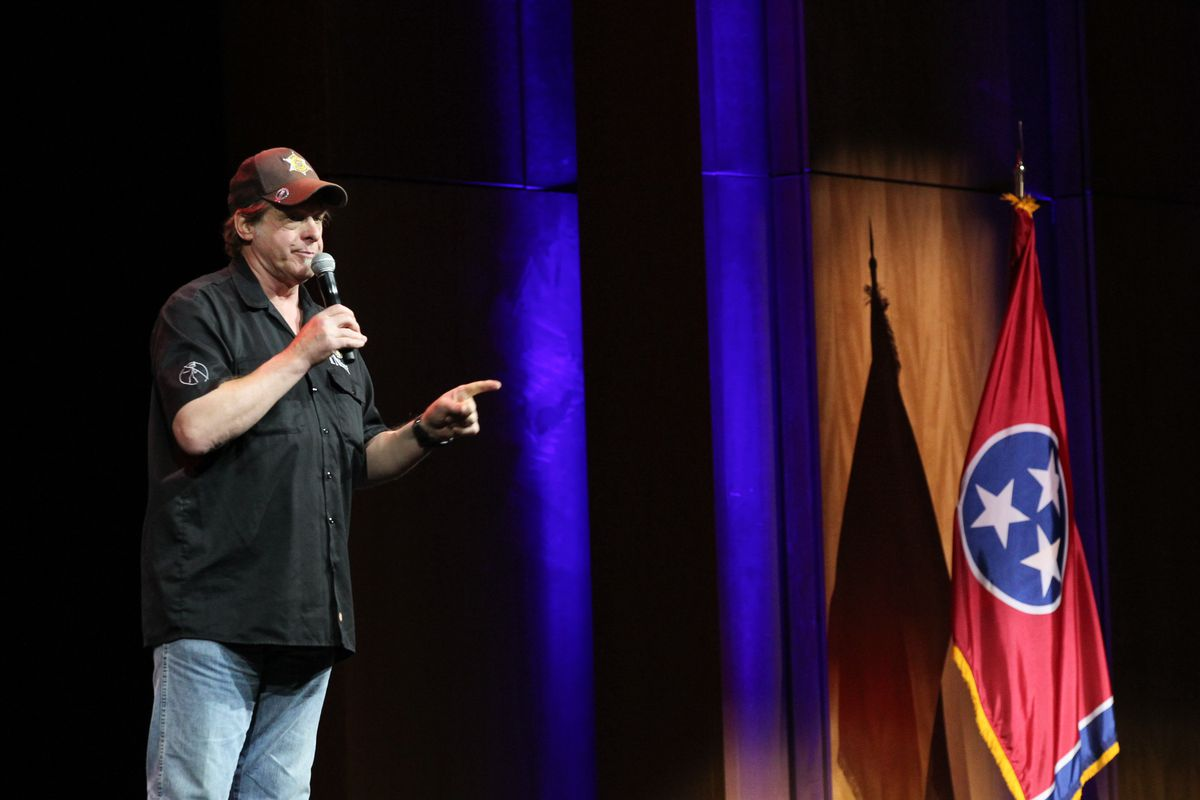 Ted Nugent: Parkland students protesting gun violence are 'soulless'