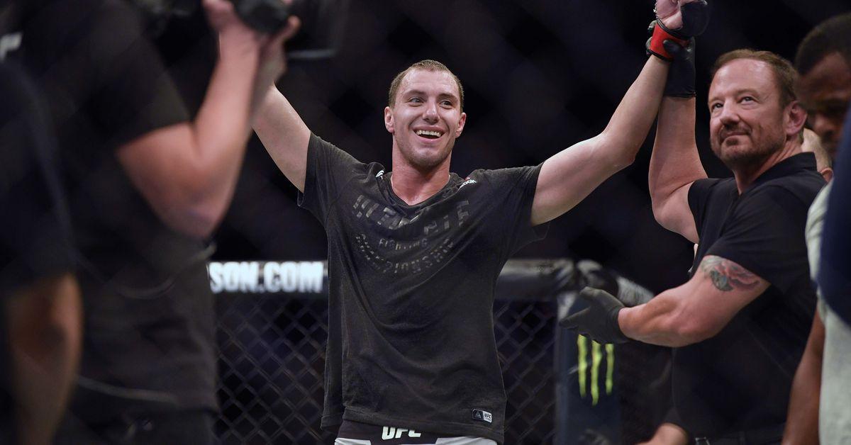 Report: James Vick vs. Paul Felder added to UFC Boise