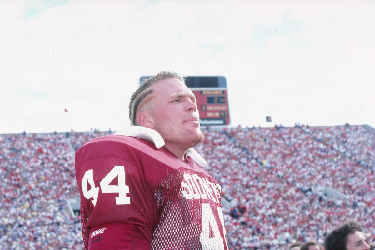 Game Of The Year Of The Day 1985 Oklahoma 27 Nebraska 7