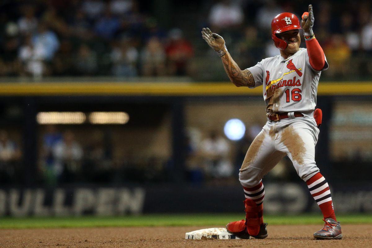 St. Louis Cardinals v. Milwaukee Brewers