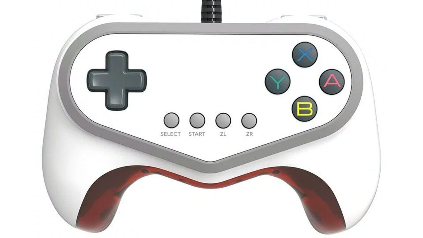 The Pokkén Tournament pad makes for a good, cheap Switch controller