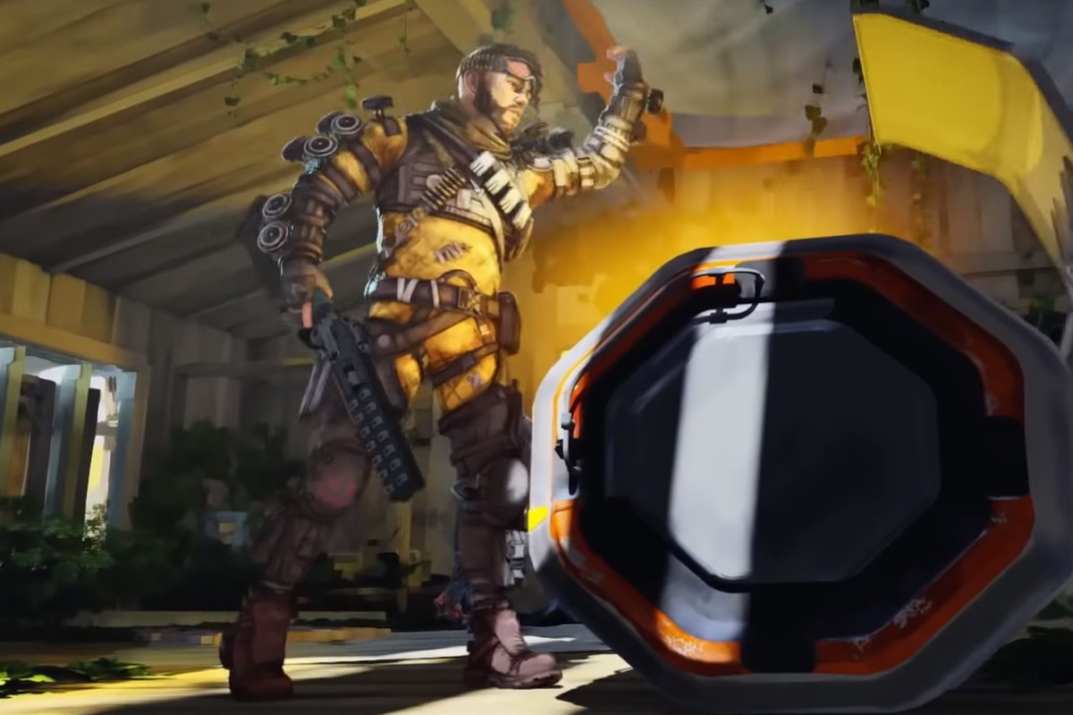 Apex Legends Now Has A Firing Range Mode Duos Polygon
