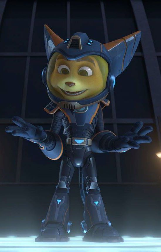 Ratchet Clank Film Review Wrong Platform Polygon