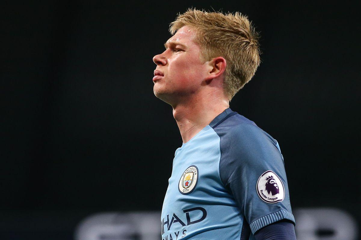Kevin de Bruyne - Manchester City - Premier League
