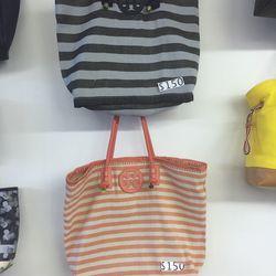 Shoulder bags, $150
