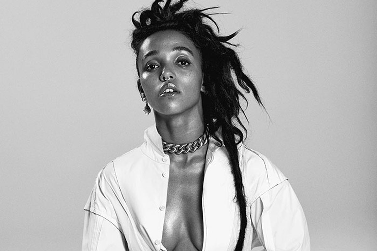 FKA Twigs Discusses Her Future Kids With Paper Magazine - Racked