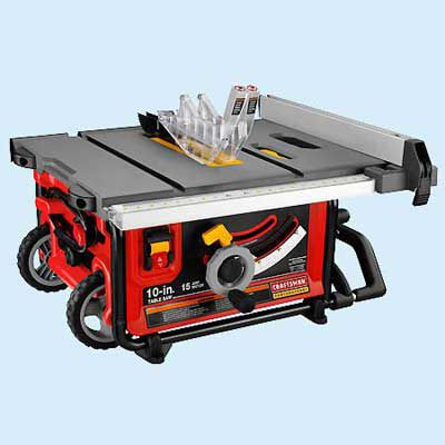 Craftsman 21828 Portable Table Saw
