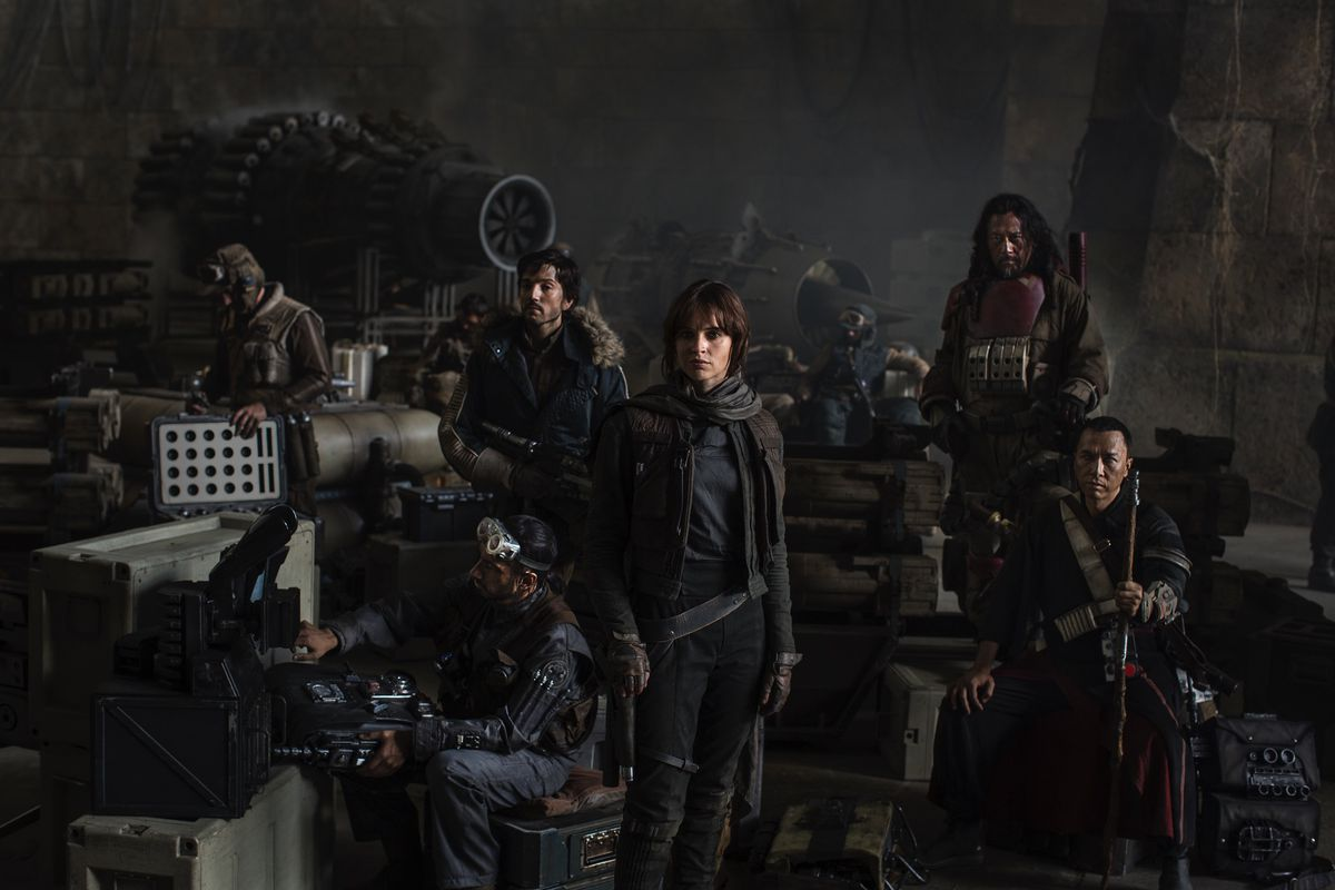 Rogue One promotional still