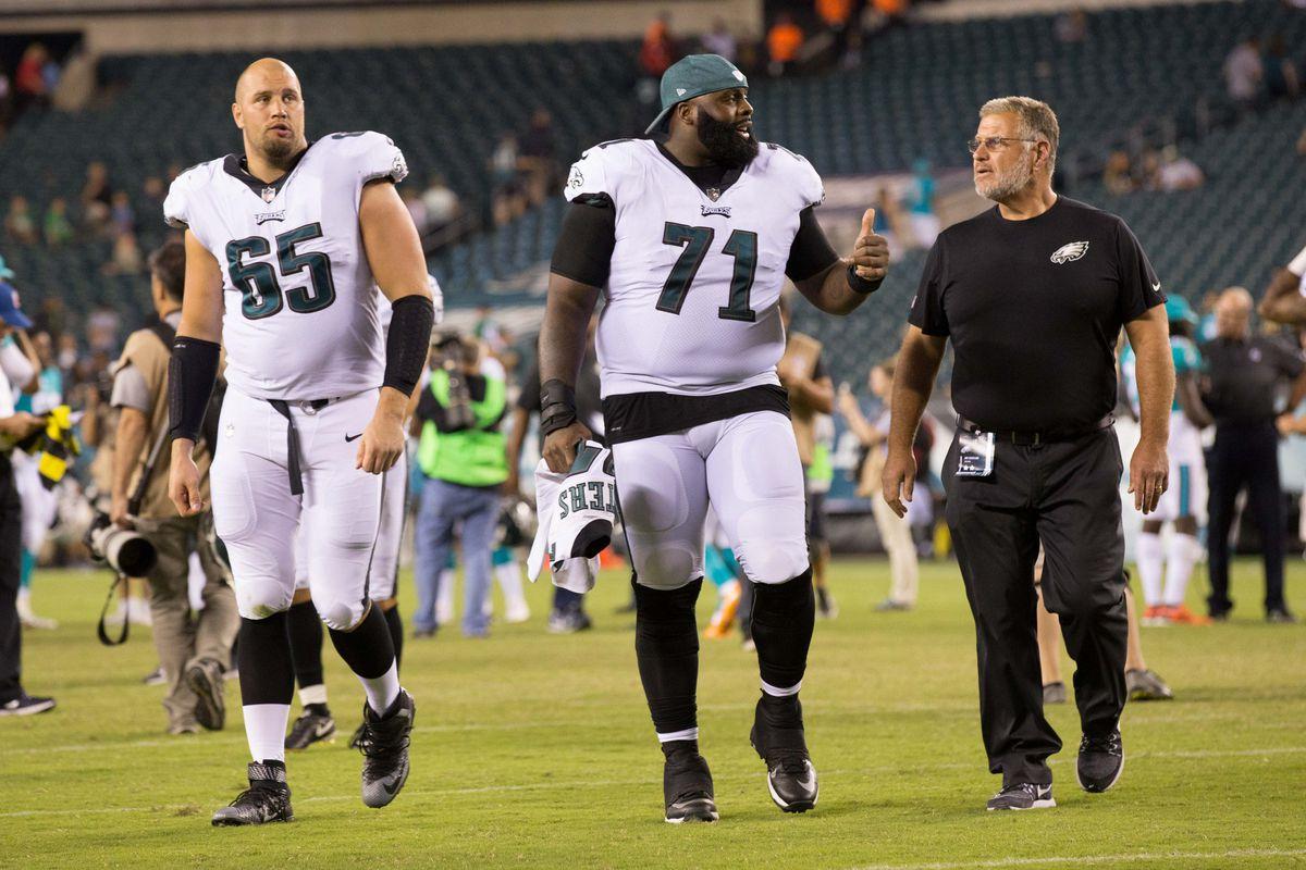 6f5f2883131 Eagles Injury Report: Updates on Lane Johnson, Jason Peters, Jalen Mills,  more