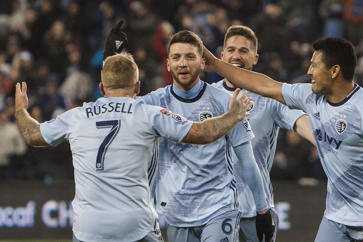 SOCCER: FEB 21 CONCACAF Champions League Round of 16 - Sporting Kansas City v Toluca