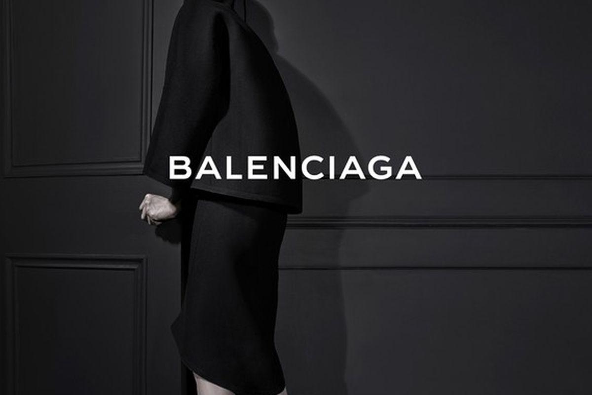 "Image via <a href=""http://www.balenciaga.com/en_US/thehouse/campaigns#!fullscreen"">Balenciaga</a>"