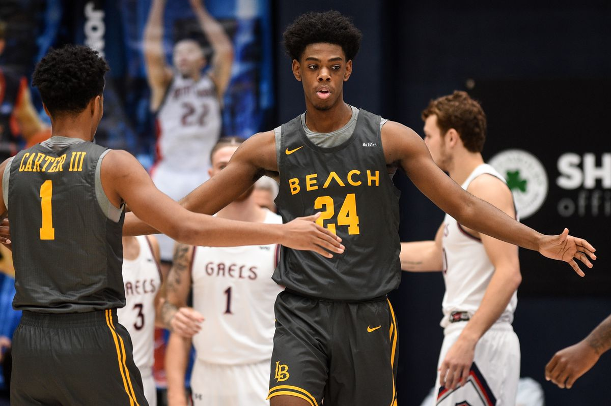 NCAA Basketball: Long Beach State at St. Mary's
