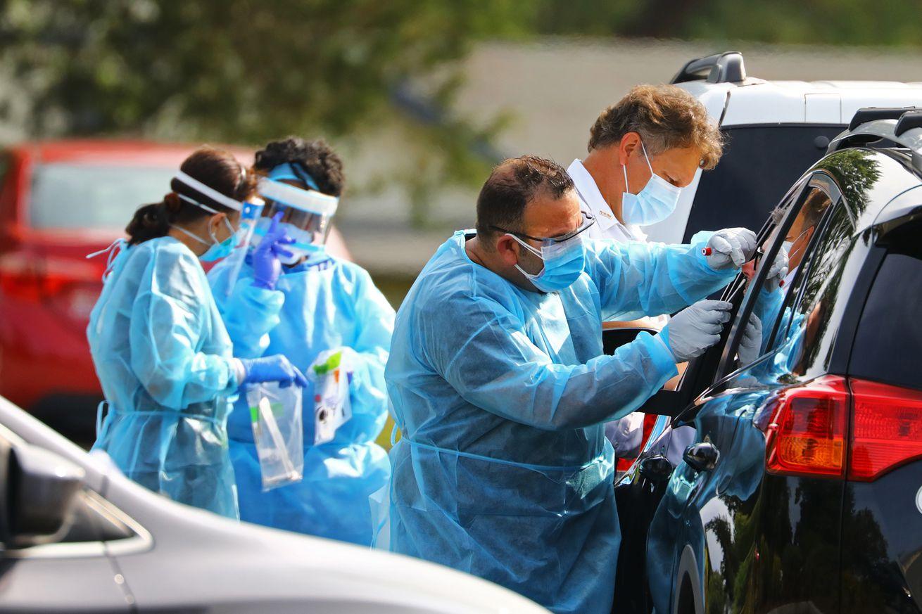 Coronavirus Testing In Dedham