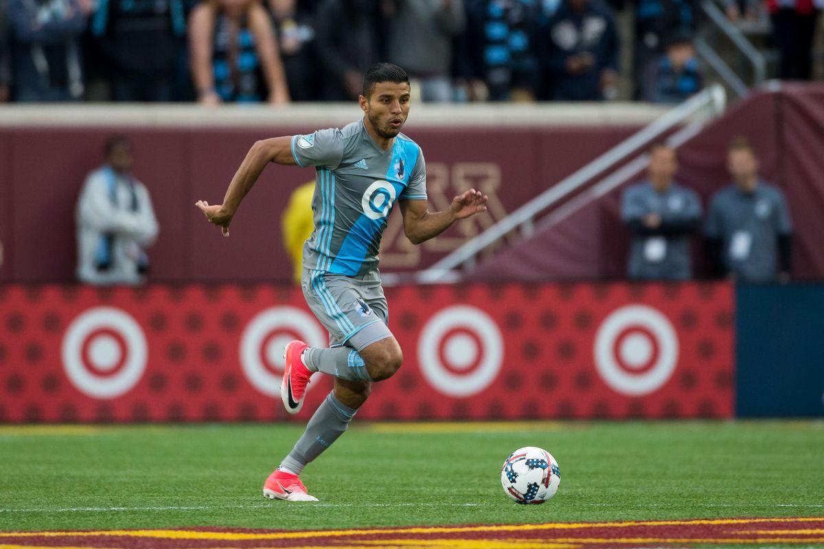 MLS: San Jose Earthquakes at Minnesota United FC