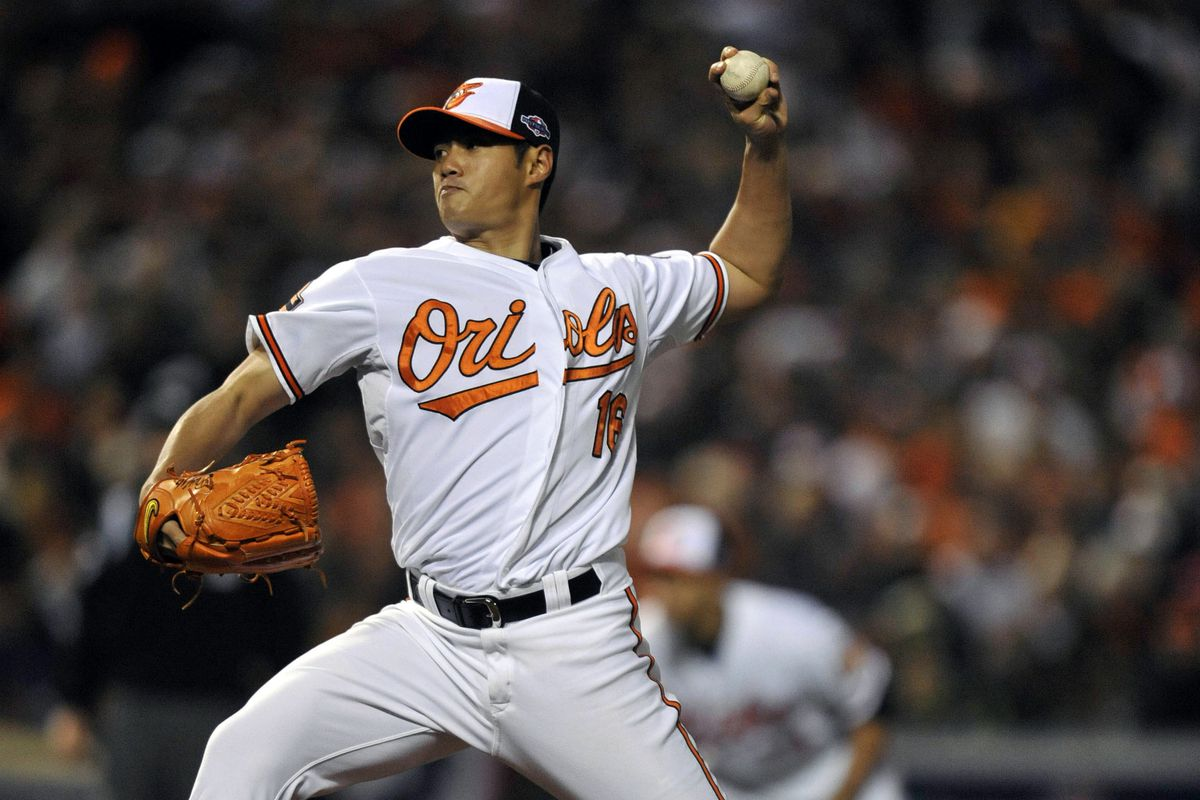 Wei-Yin Chen was good in 2012, but for the Orioles to keep it up, they need more.